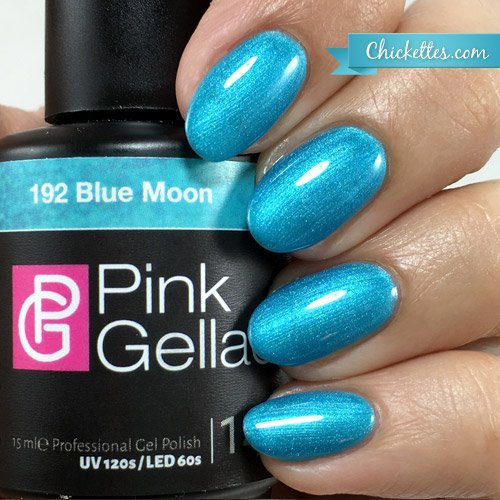 Pink Gellac #192 Blue Moon UV / LED Gel Polish