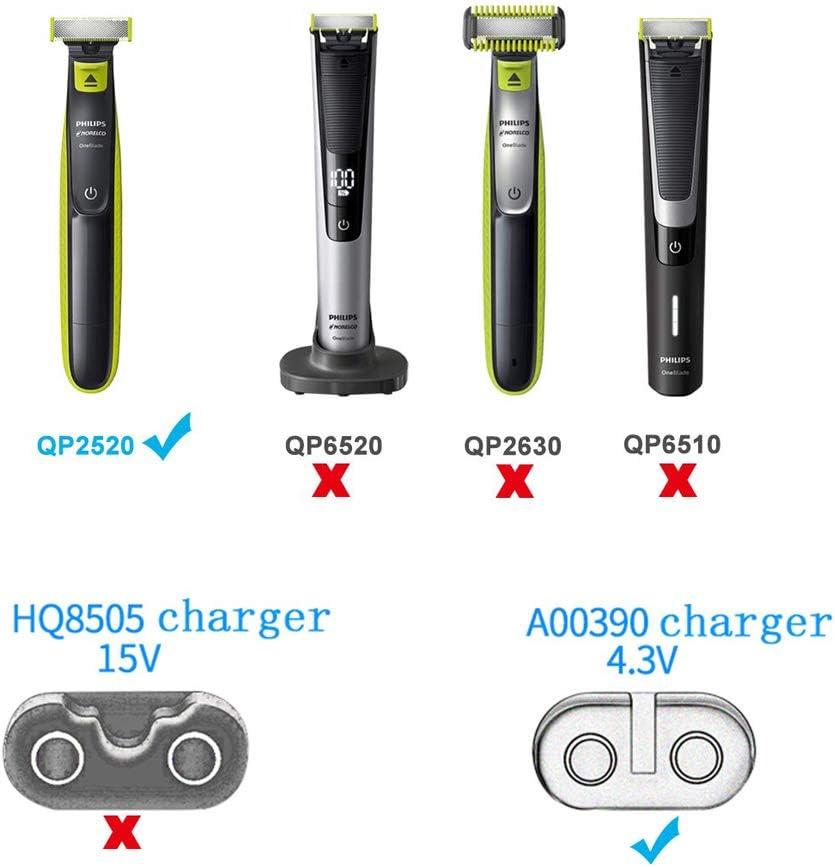 Philips - Cargador de Afeitado para Philips Norelco OneBlade ...