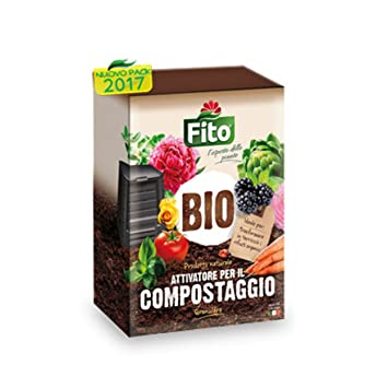FITO Compostaje Activador Granulare Phyto Bio Caja De 2 Kg