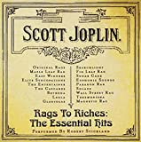 JOPLIN, SCOTT - RAGS TO RICHES - THE ESSENTIAL HITS OF S