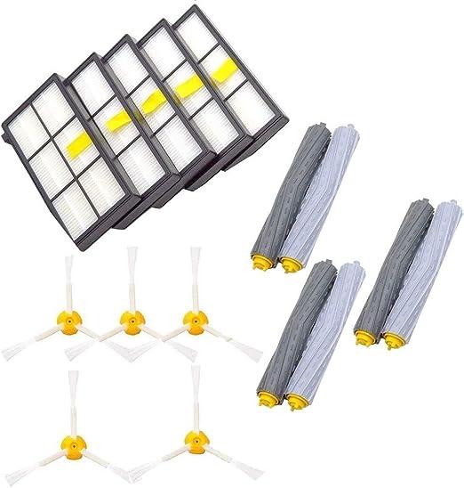 STRIR-Electrónico Kit Recambios Cepillos Repuestos de Accesorios ...