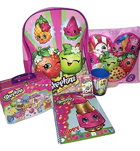 Cupcake Costumes Toddlers For Homemade (Shopkins Holiday Kooky Cookie Cheeky Chocolate Chee Zee Apple Blossom Combo Backpack - USA SELLER - FAST)