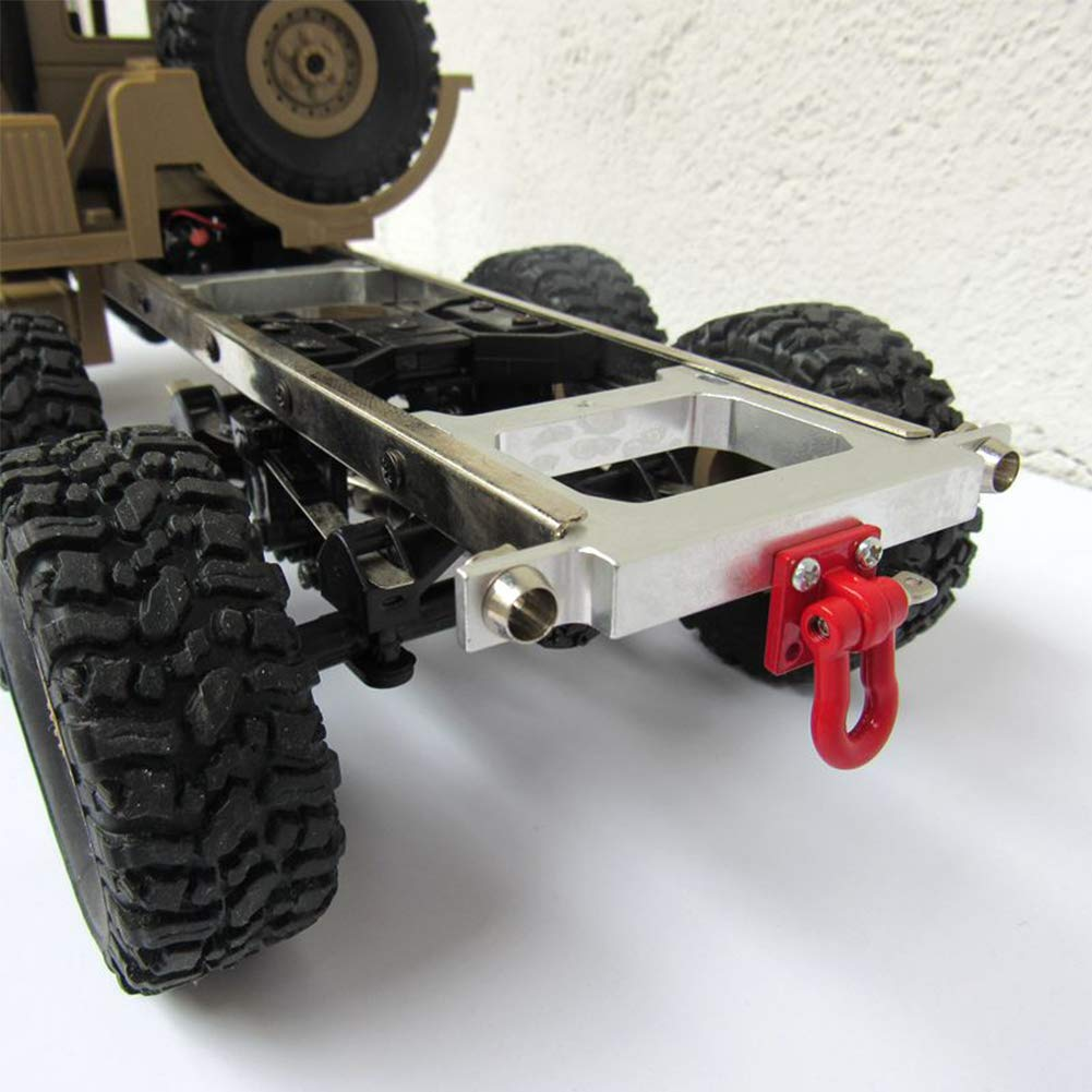 4 Stü Metall Upgrade Modifizierte Fester Sitz Für WPL B14 B24 B16 1//16 RC Auto