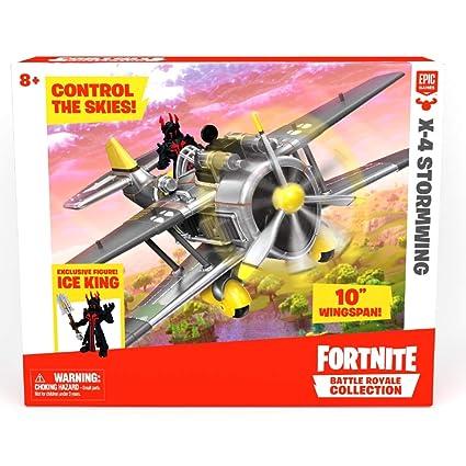 Amazon.com: Fortnite- Plano de tormenta + figura (Giochi ...