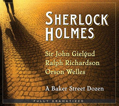 Sherlock Holmes: A Baker Street Dozen by Brand: HighBridge Company