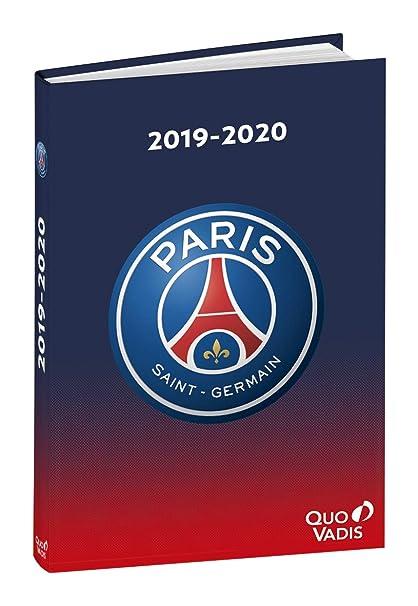 Quo Vadis -1 Paris Saint Germain - Agenda escolar (12 x 17 ...