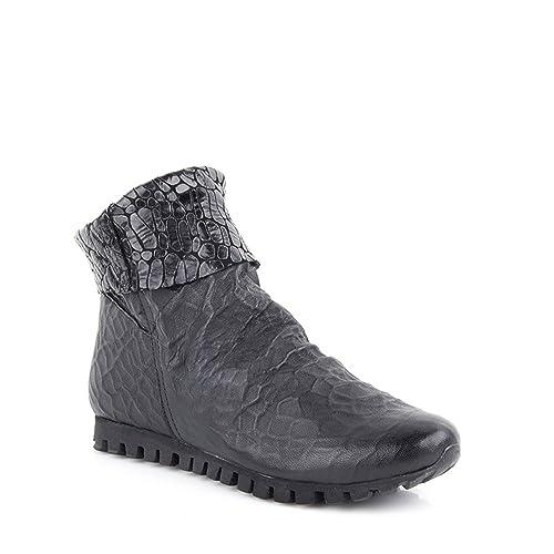 Felmini - Zapatos para Mujer - Enamorarse con Cain 9173 - Botines Cowboy & Biker -