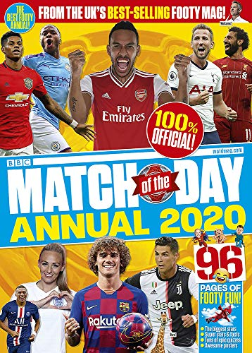 Match of the Day Annual 2020: (Annuals 2020) por Various
