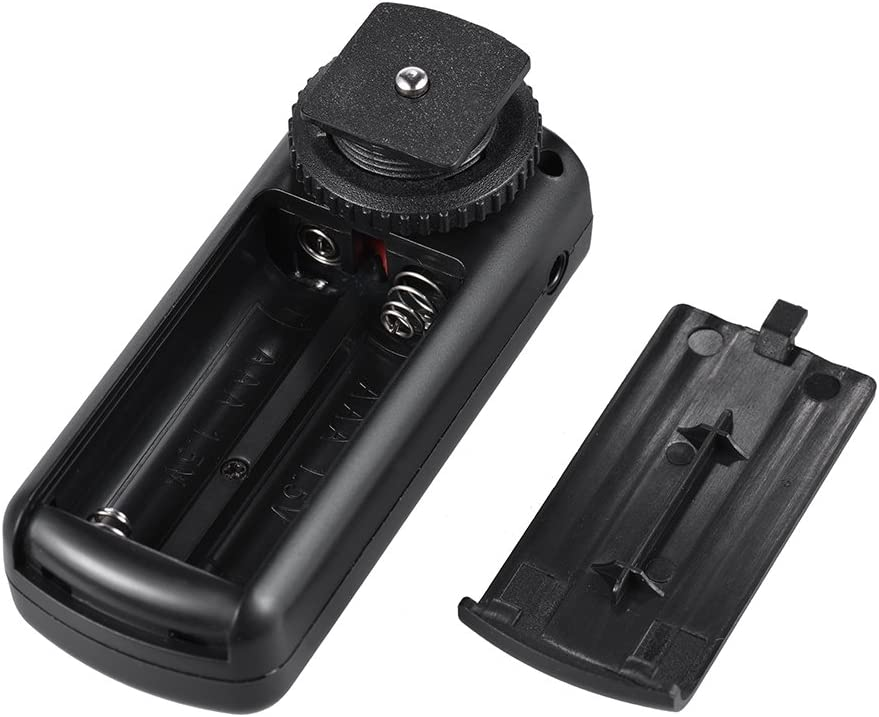 QYRL 2.4G Wireless Universal On-Camera Slave Speedlite Flash Light GN50 with Trigger for Canon Nikon Sony DSLR Cameras