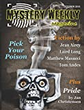 img - for Mystery Weekly Magazine: October 2015 (Mystery Weekly Magazine Issues) book / textbook / text book