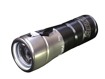 B Plongée One 900 Lumens Led Noir Lampe Titanium De Bersub HWEI2D9