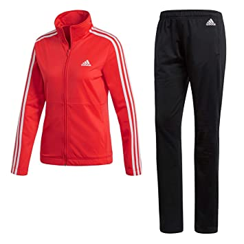 adidas Damen-Trainingsanzug Back2bas 3S TS