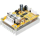 Docooler 350W 5-36V DC Motor Driver BLDC Brushless Controller Three-Phase Motor Accessories Wide Voltage High Power