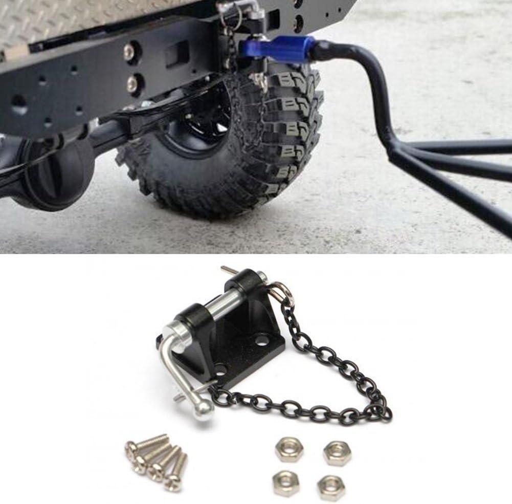 Mini Fuel Tank For Crawler Truck Axial SCX10 RC Rock Crawler 1:10 Accessorie YL