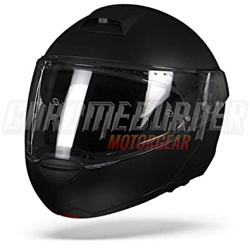Schuberth C4 Matte Black, Motorcycle Helmet, C-4 Flip-up helmet