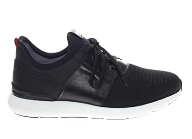 Nero Giardini Sneaker Uomo MOD. A800581U Nero: Amazon.it