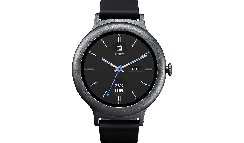 LG Style Montre Lg-w270 Smartwatch Android Porter Bluetooth 2.0 (modèle/International Version) Titane: Amazon.fr: Cuisine & Maison