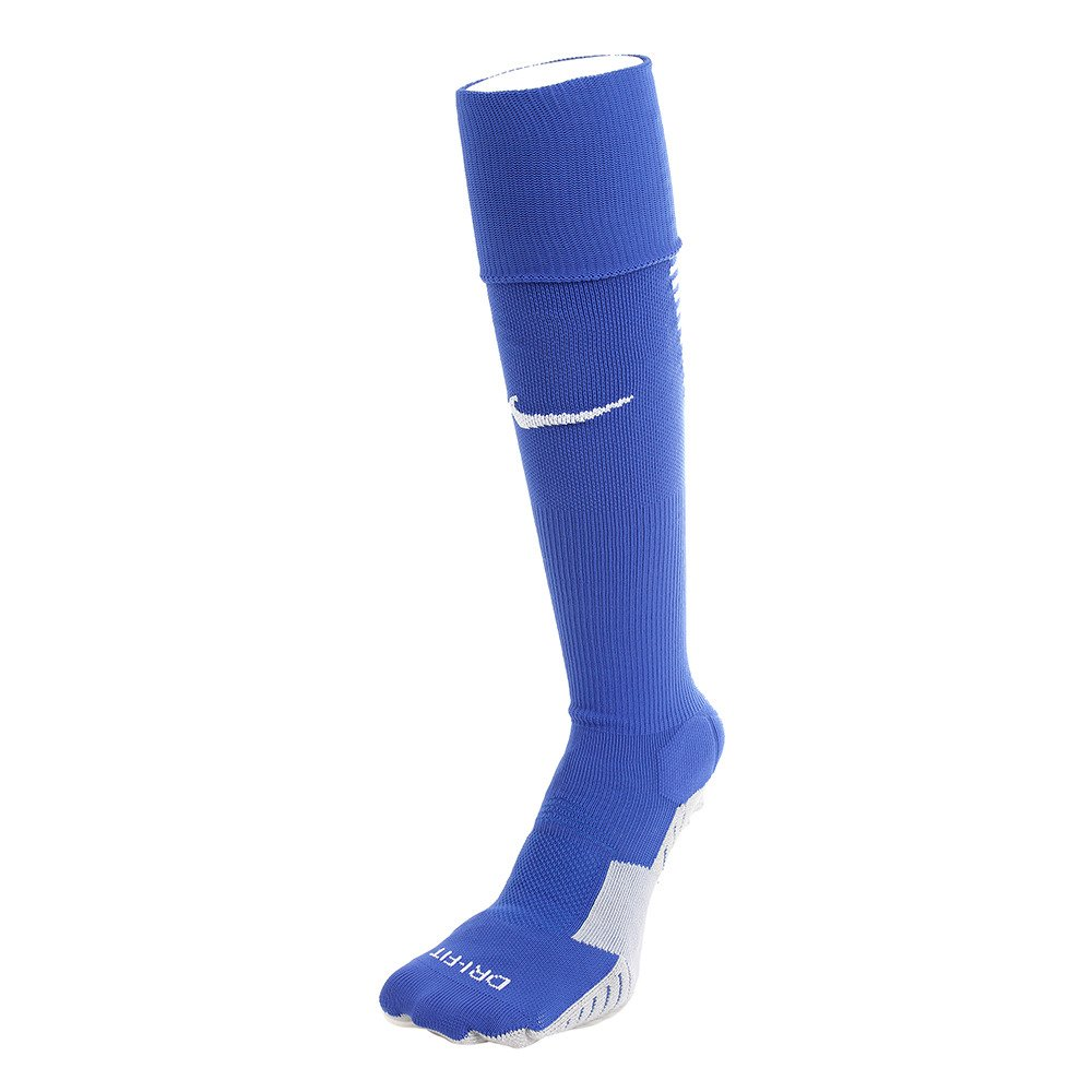 Nike Football Stadium OTC Socken, Unisex M Azul Blanco (Game ROYAL Weiß (Weiß))
