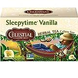Celestial Seasonings Herbal Tea, Sleepytime Vanilla , 20 Count