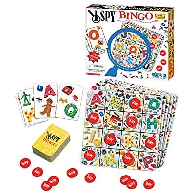 I SPY Original Bingo Game: Toys & Games