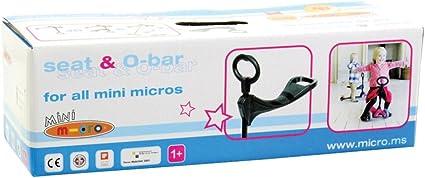 Amazon.com: Seat & o-bar (sólo accesorio) para Micro Mini 3 ...