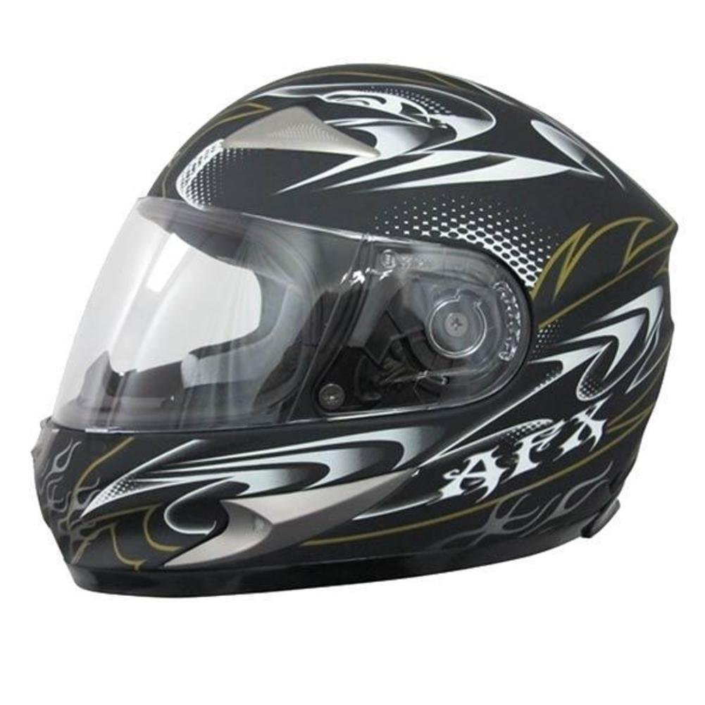 Amazon.es: AFX FX-90 W-dare casco, tamaño: XS, color primario: negro ...