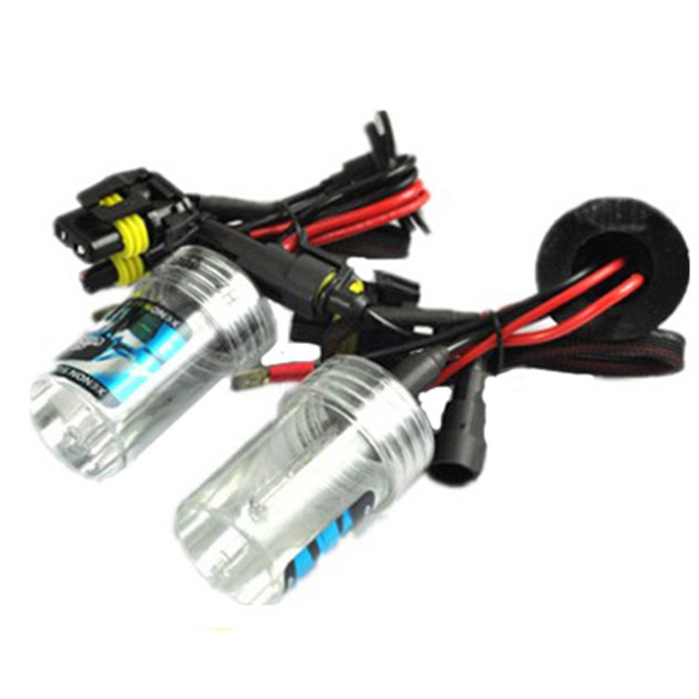 New Car Auto Headlight Lamp Bulbs 9006-8000K HID Xenon Replacement Light Bulbs 35W 12V Low-Xenon Beam Lights by Innovited (Image #1)