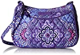 Vera Bradley Little Crossbody, Lilac Tapestry