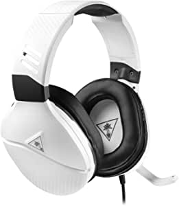 Turtle Beach Recon 200 White Amplified Gaming Headset for Xbox One, PS4 and PS4 Pro - Xbox One
