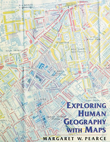 Exploring Human Geography with Maps Workbook