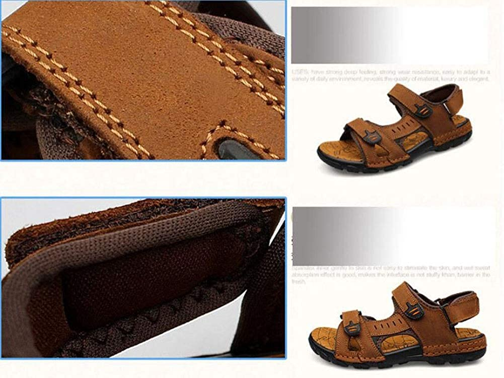 ZCP Herren Sommer Sandalen, Sandalen, Sandalen, Outdoor Hausschuhe, Strandschuhe  012896