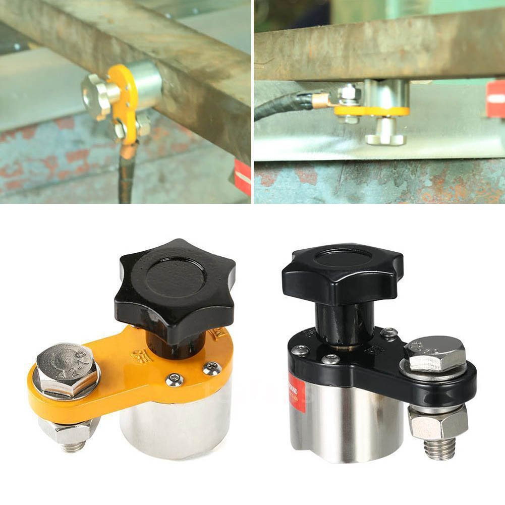 ZREAL Stand for Small Magnetic Earth Clamp for Welding 200/A