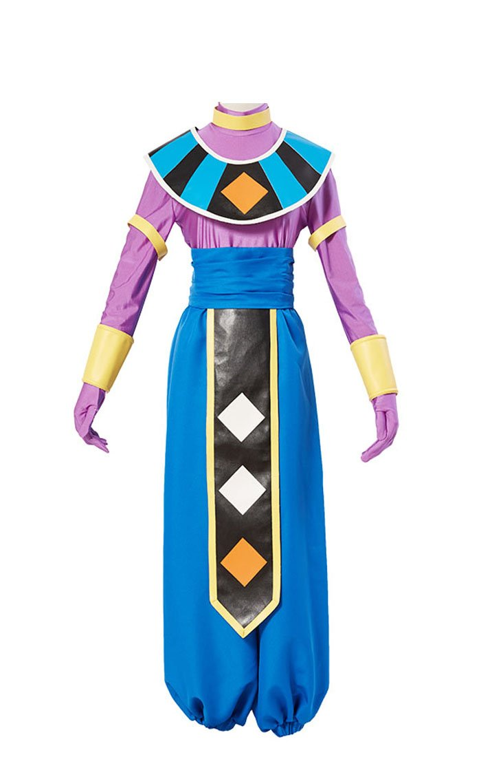 FUMAN Dragonball God God God of Destruction Beerus Birusu Cosplay Kostüm S cf753e