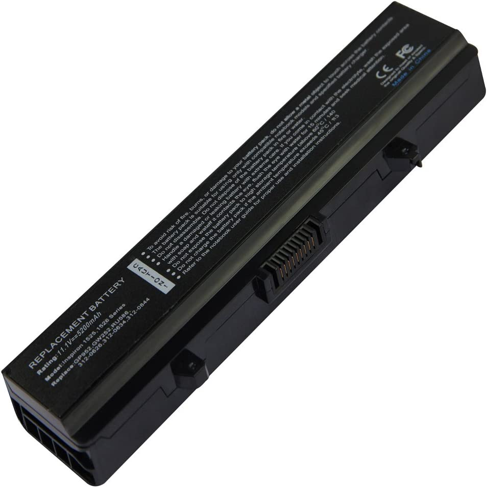 NEW Laptop/Notebook Battery for Dell Inspiron 1525 1526 1545 i15-157b pp29l pp41l