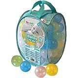 Ludi - 30016 - 75 Balles de Jeu - Transparentes
