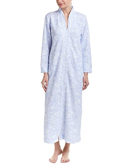 75d8b041f772 Carole Hochman Womens Quilted Zip Robe at Amazon Women's Clothing store:
