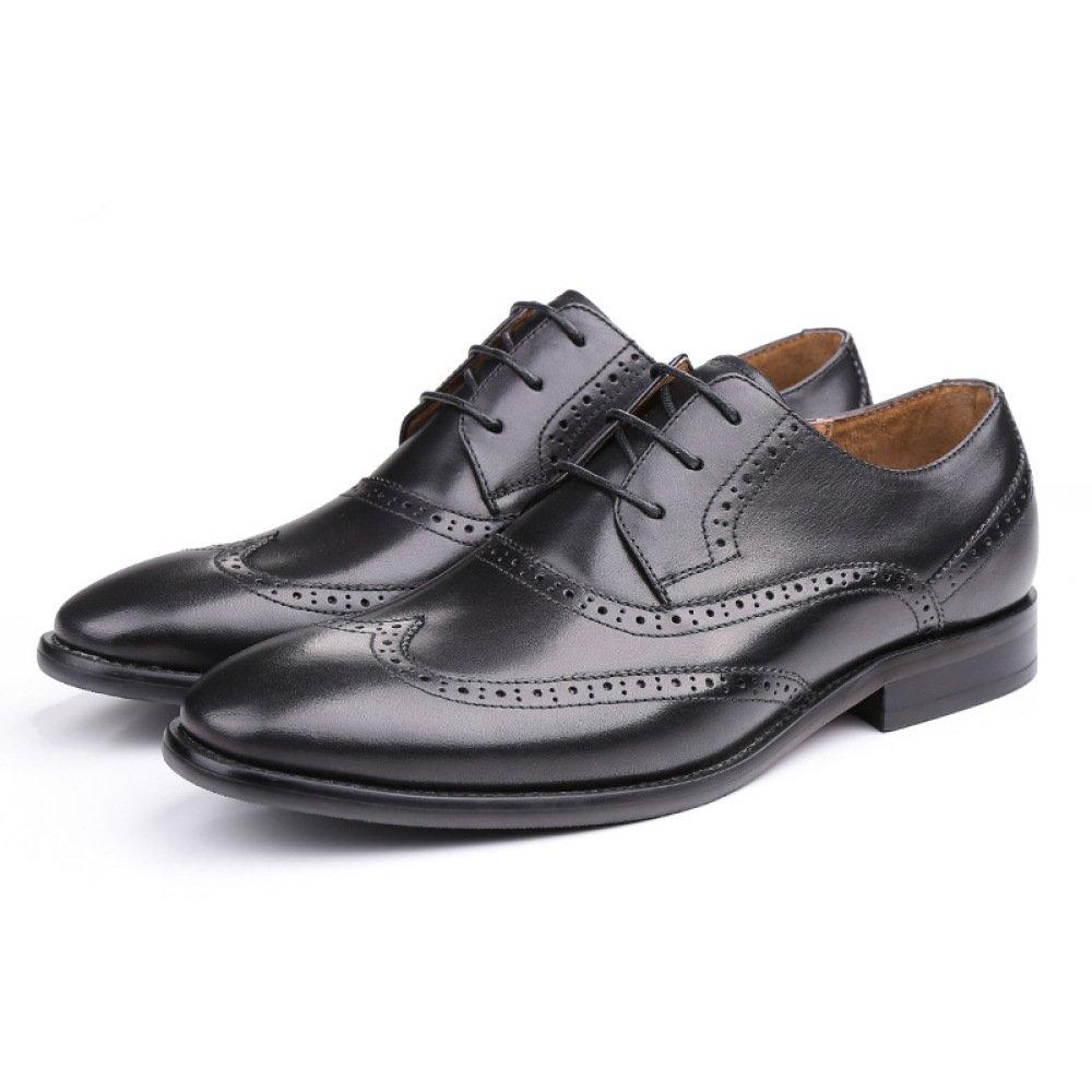 GTYMFH Sommer Herrenschuhe Business Gelegenheitsschuhe Herren Atmungsaktive  Lederschuhe  Amazon.de  Schuhe   Handtaschen 7ee6fd5552