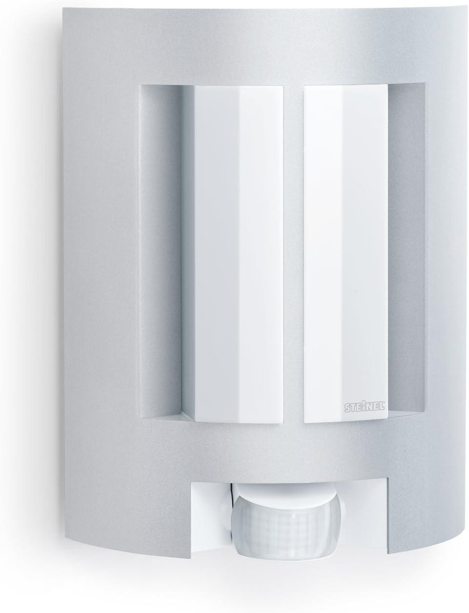 schwenkbarer Sensor E27 Außenleuchte Steinel Wandleuchte L 11 10 m Reichweite 60 W E27 Außenleuchte 180° Bewegungsmelder 4007841657710 max 180° Bewegungsmelder