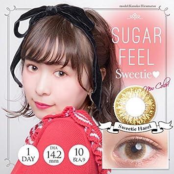 amazon sugar feel シュガーフィール カラコン 度あり 度なし