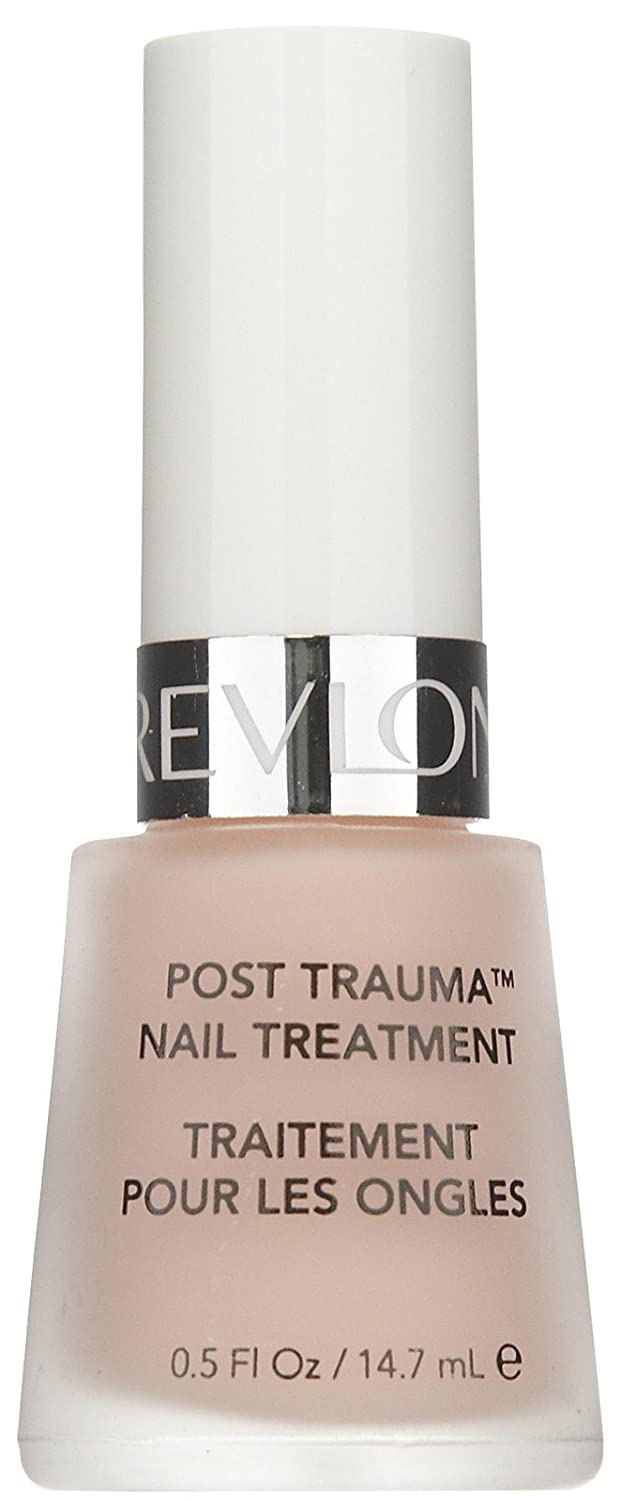 Amazon.com : Revlon Post Trauma Nail Treatment, 0.5 Ounce (2 Pack ...