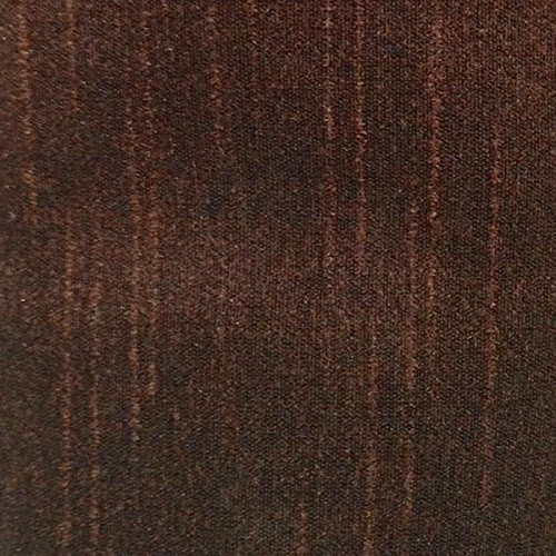Faux Silk Poly Dupioni Shantung Fabric 100% Polyester for Apparel Home Decor Dupion By the Yard (Chocolate (Shantung Chocolate)