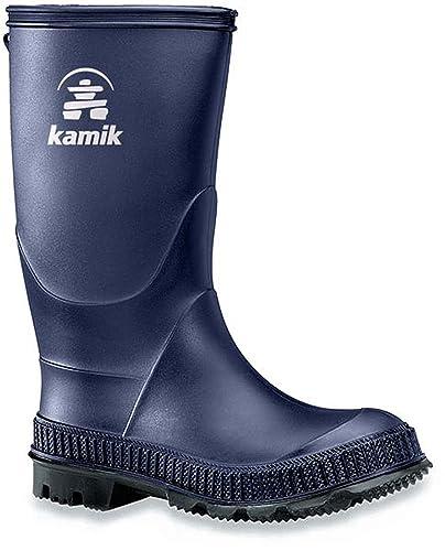 7be31807792 Kamik Stomp Rain Boot (Toddler/Little Kid/Big Kid)
