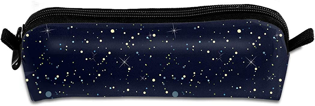 Seamless With Night Stars Vector Sky Printed Background qSUMpVz
