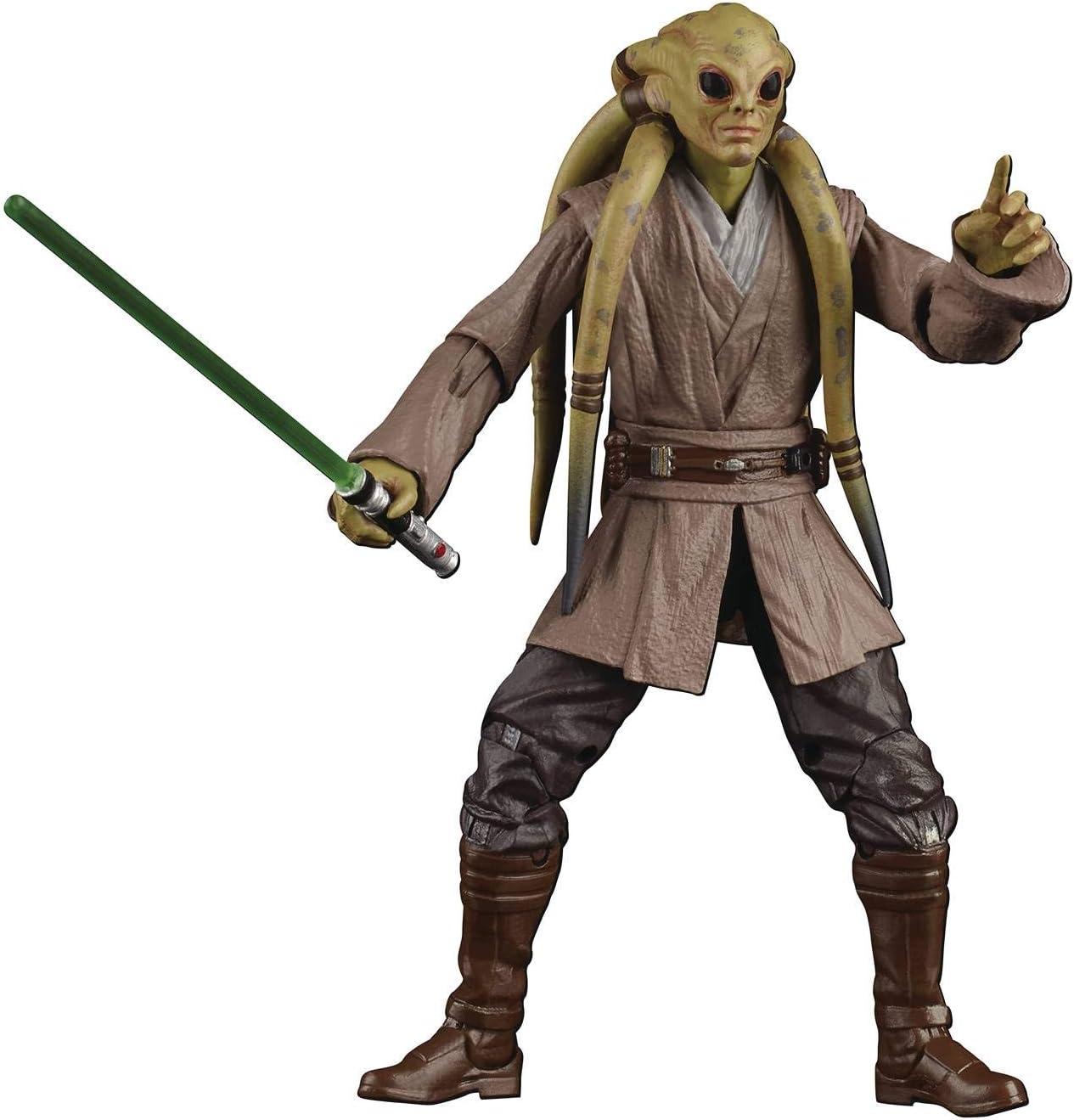 Star Wars Clone Wars Kit Fisto-army of the Republic