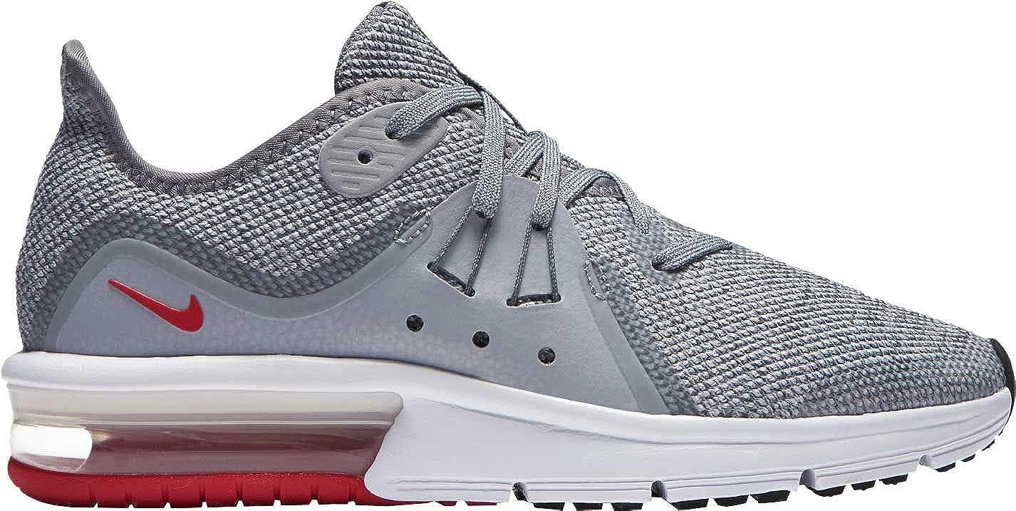 buy online 39e00 b2d8d Amazon.com   Nike Air Max Sequent 3 (gs) Big Kids 922884-003   Running