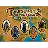 Eagle-Gryphon Games Defenders of the Realm Hero Expansion 1