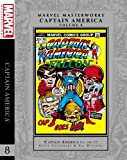 img - for Marvel Masterworks: Captain America Vol. 8 book / textbook / text book