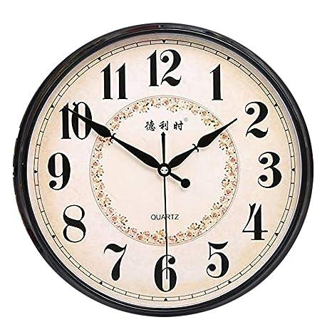 Reloj Mesa De Pared Pared De La Decoración del Reloj De ...