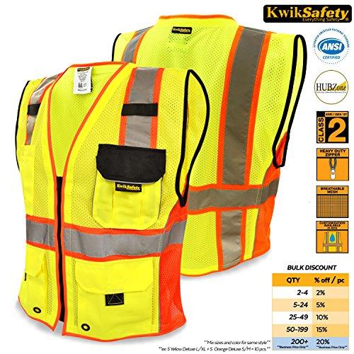2 Traffic Safety Vest - 4