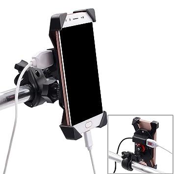 Bicicleta Smartphone Soporte para teléfono móvil con ...